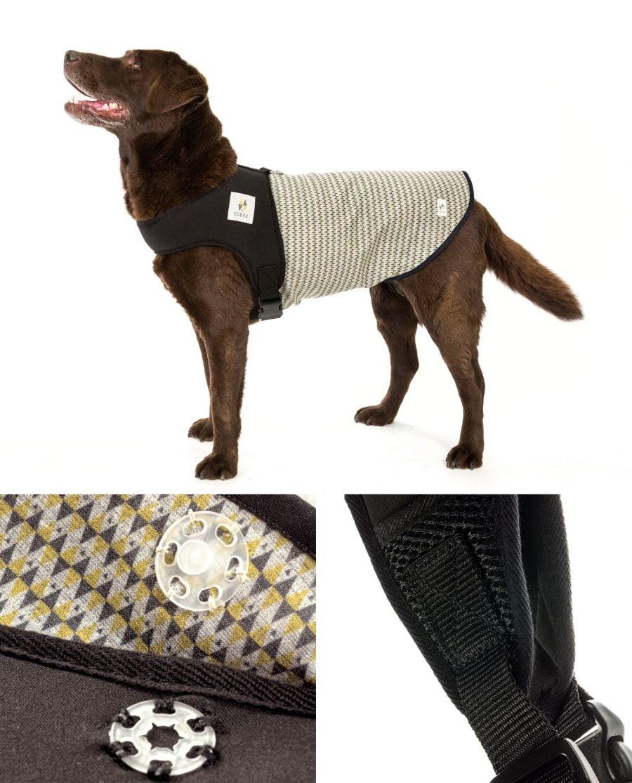 Arnes para perros Gobak